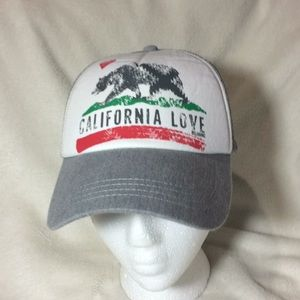 Billabong Accessories - Billabong California Love Mesh Trucker Hat Cap
